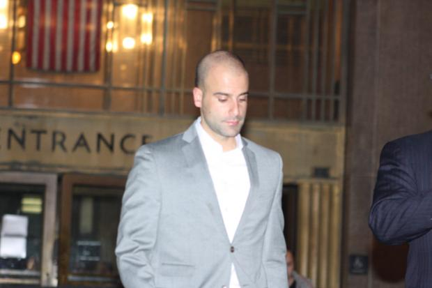 Brooklyn ADA Michael Jaccarino was arrested after a drunken attack on an EMT, police said.