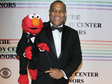 Kevin Clash arrives at the 34th Kennedy Center Honors held at the Kennedy Center Hall of States on Dec. 4, 2011 in Washington, DC.
