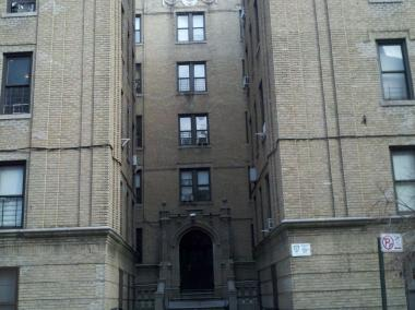 A man was stabbed in the stomach on E. 181st St. early Friday November 30, 2012, fire officials said.