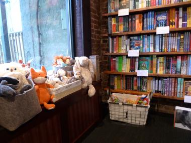 Little literature lovers are in luck — options for young readers are expanding in Park Slope.