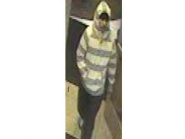 Police said a man who tried to rob a bank in Williamsburg Tuesday, Nov. 13, 2012, came up short and fled on foot.