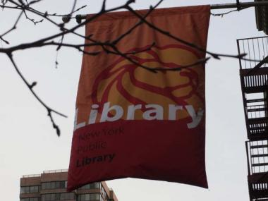 The 96th Street Library will be closed from January to July 2012 for renovations.