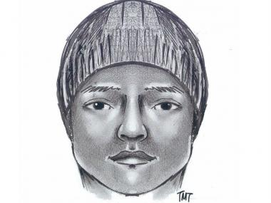 Police are looking for a man who raped a 24-year-old woman in her apartment early Sunday morning.