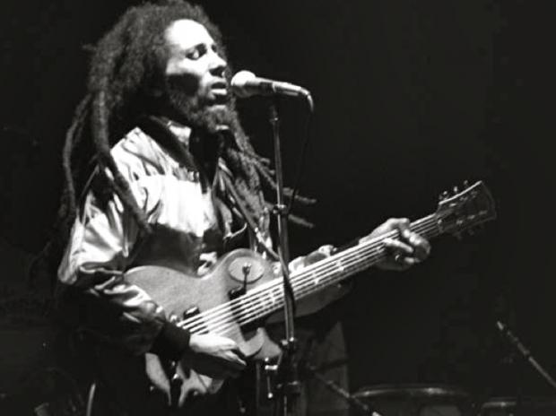 A class on Bob Marley will be offered at NYU in January 2013.