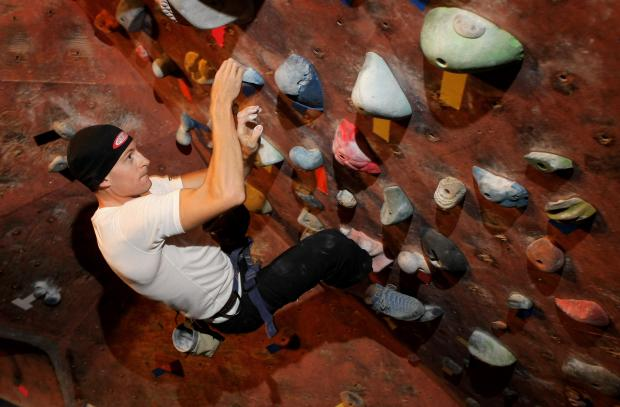 'Everyday Athlete' is set to open Brooklyn's highest bouldering wall on December 6.