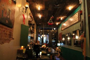 The small, affordable Cocina Economica Mexico offers fresh mezcal cocktails and rich casseroles.