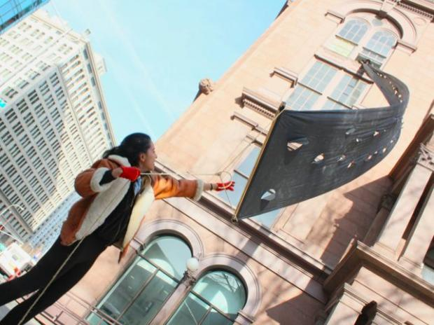 On Monday 11 students from Cooper Union locked themselves in the school's East Village building.
