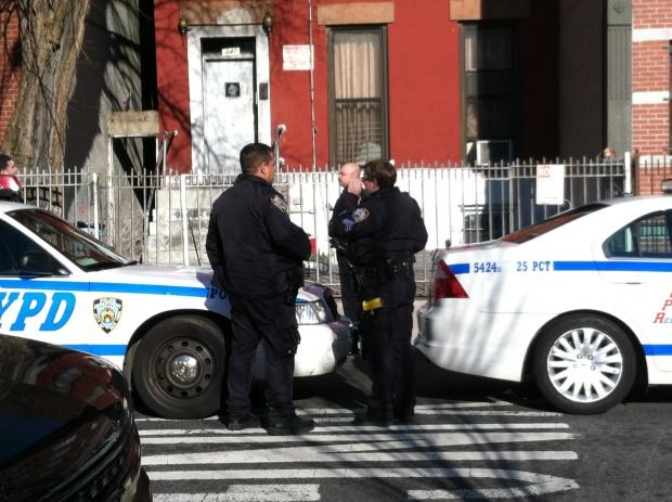 A 35-year-old man from the Upper East Side was shot in the head on Saturday evening, police said.