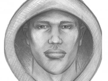 Police are looking for a man they say attacked a jogger in East River Park on Dec. 27, 2012.