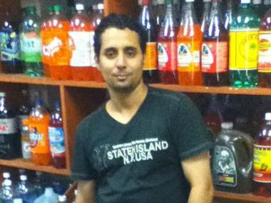 Ishak Ghali, 26, was shot and killed within All Friends Bodega in Ridgewood, Queens, cops said.