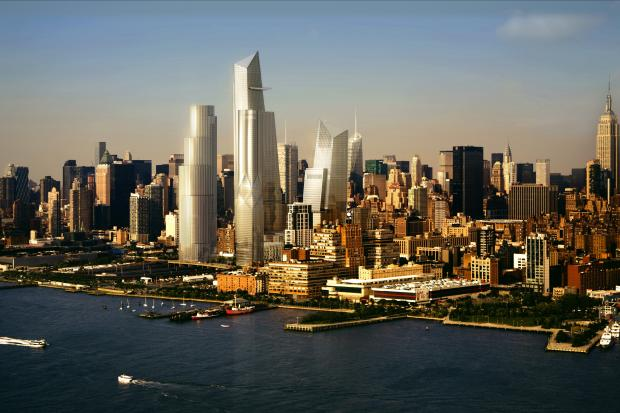 Community Board 4 asked to re-name it   the Hudson Yards/Hell's Kitchen Alliance