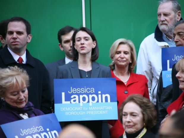 Lappin Snags East Side Endorsements for borough president run