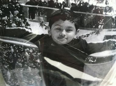 A teenage boy was fatally struck by a dump truck in Jackson Heights Friday morning, Dec. 28, 2012, authorities say.