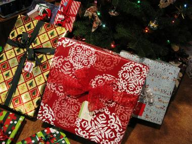 A charity will be handing out presents to victims of Hurricane Sandy.