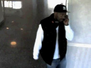 Cops are looking for a man they said followed an 83-year-old woman to her Eighth Avenue apartment on Wednesday December 5, 2012, and robbed her.