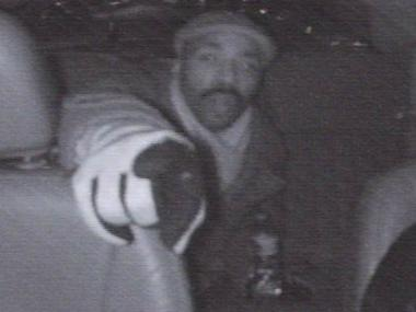 Cops hope to identify this man, who they say robbed a livery cab on Wednesday December 12, 2012.