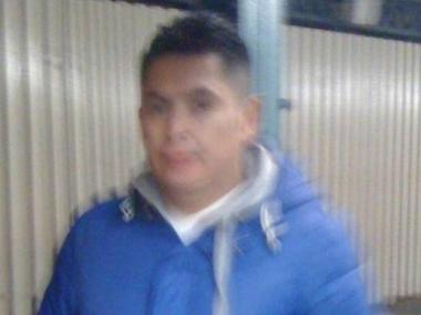 This man's first victim snapped a photo of him after he allegedly assaulted two women who refused his advances aboard an N train on Thursday December 13, 2012.
