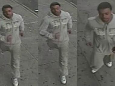 Police are looking for this man in connection with a Nov. 23, 2012 robbery in the Bronx.