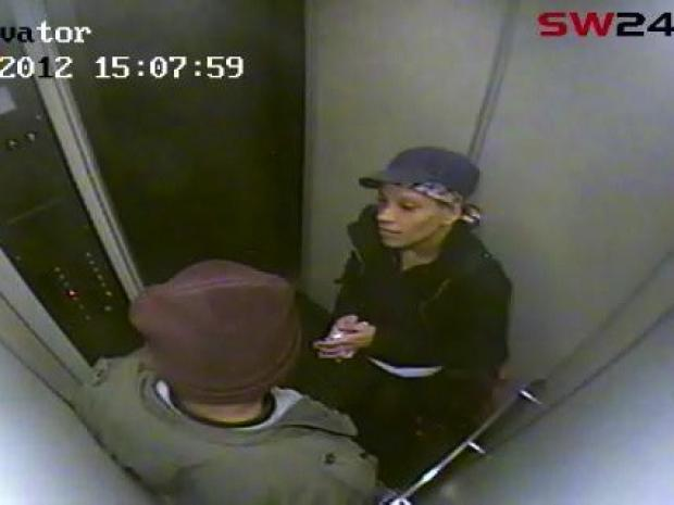 Police say this pair burglarized a Greenwich Village apartment building Tuesday, Dec. 4, 2012.