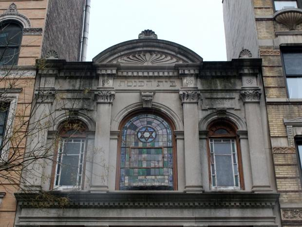 Congregation Adas LeIsrael Anshei Meseritch on East 6th Street will lease its second floor to developers.