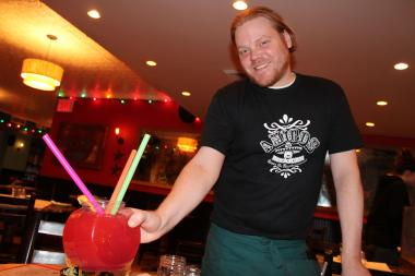 For fourth months, Amigos restaurant will offer authentic Mexican cuisine from rotating chefs and large boozy drinks