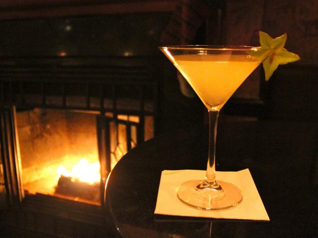 NYC Bars with Fireplaces