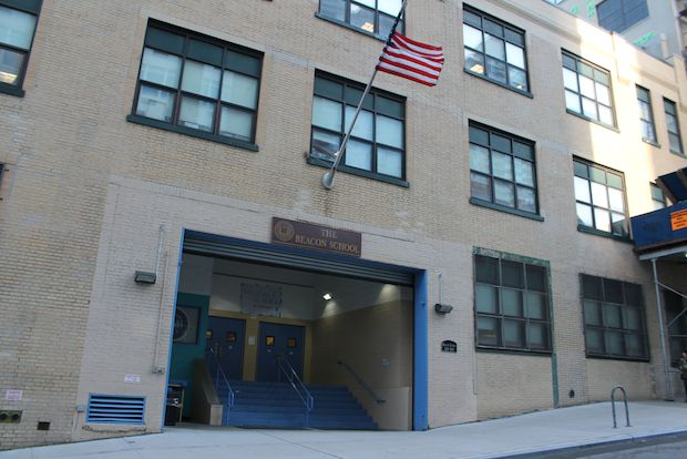 The DOE has committed to putting a new 6-12 school in the Beacon High School space.