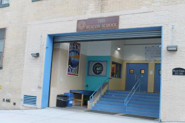After demanding a new middle school on the Upper West Side for years, the Community Education Council may find an opportunity at the Beacon School.
