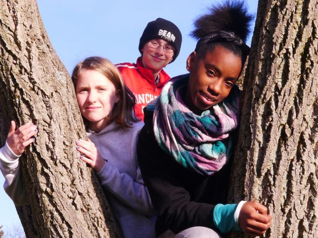 "As many as 20 professional actors and volunteers are starring in a trio of plays written by three young Red Hook residents Friday, Jan. 25, and Saturday, Jan. 26, 2013.   Crockett Macnie, Calena Poque and Hallie Siston, ages 12 to 14, each penned a 15-minute play for Falconworks Artist Group's annual ""Off the Hook: The Sandy Plays,"" the culmination of a fall playwriting workshop hosted by Falconworks. The three plays will be performed in the auditorium of P.S. 15 in Red Hook; entry is free, but donations will be accepted."