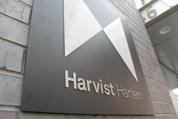 Harvist, a new restaurant that is part of  My Image Studios LLC ., opens in Harlem on Thursday, Jan. 31, 2013.