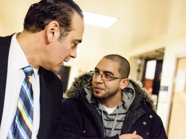 Isaias Alicea was charged with falsifying the drug-related arrest of a Manhattan man.