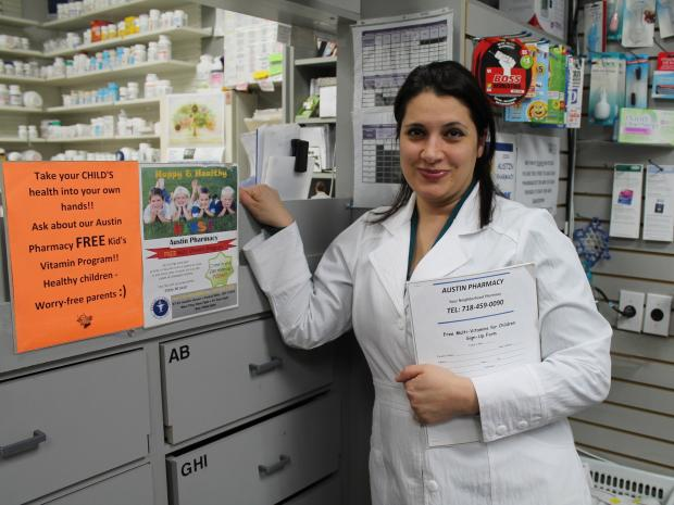In January 2013, Austin Pharmacy has launched a free kid's vitamin program.