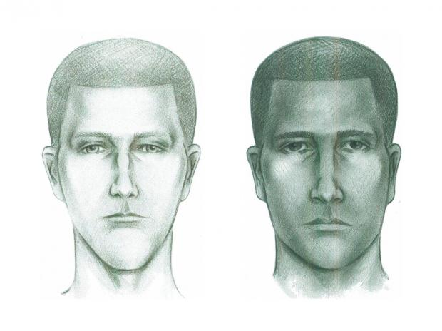 Police released sketches of two suspects in the fatal beating, which took place in Sunnyside in October.