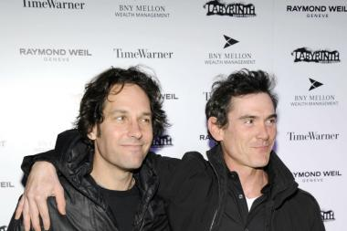 Paul Rudd, Chris Rock, Billy Crudup