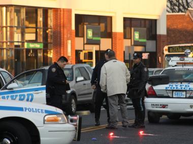 A 51-year-old man was critically injured after being struck near Main Street and 57th Road on Monday January 7, 2013.