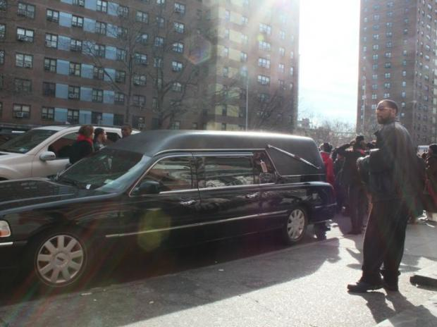 Raphael Ward was fatally shot on the Lower East Side on Friday night.