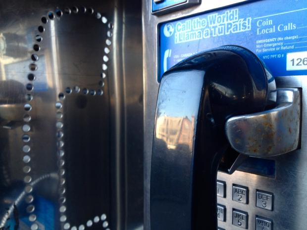 New York City put a call out for creative prototypes for future payphones of the city and one Brooklyn couple responded with an innovative idea.