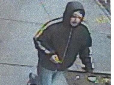Cops are looking for a man they say exposed himself to two young girls in Queens on Jan. 28, 2013.