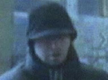 Police say this man robbed the Carver Federal Savings Bank on Hanson Place on Jan. 22.