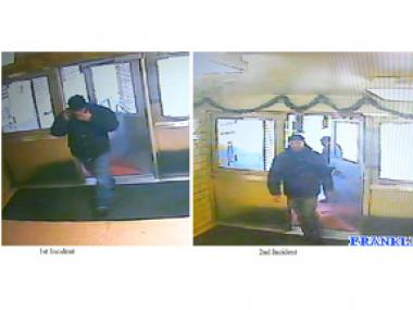 Cops say a man attacked six people in East Harlem between Jan. 17 and Jan. 24, 2013.