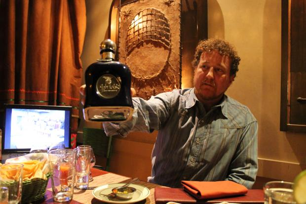 Gabriela's hosts tequila tasting courses to show drinkers the finer side of tequila.