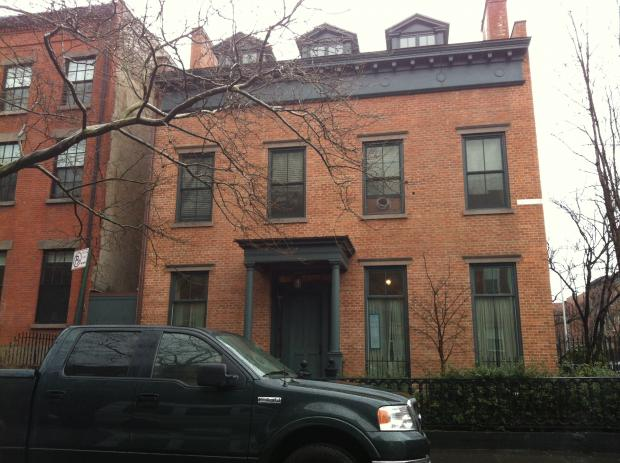The townhouse at 491 Henry Street sold for $6.75 million.