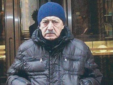 Police were searching for Gaetano Scarpetta, last seen Wednesday, who does not speak any English.
