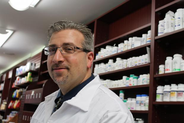 The owners of 79th Street Pharmacy believe they offer personal service and warmth that sets them apart.