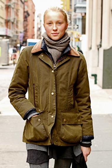 Tracking the trends of stylish active- outerwear looks