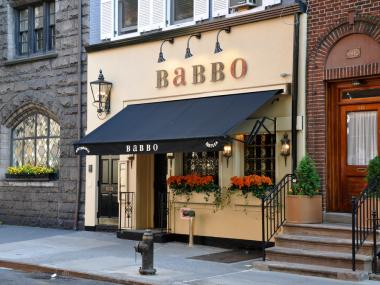 Babbo, one of the hottest restaurants in the city, is being criticized for not being a better neighbor. A gripe about noise and limos clogging the block delayed a zoning vote Feb. 13, 2013.
