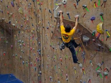 The Cliffs, based in Westchester, will open a location in LIC with 30,000-square-feet of climbing space.