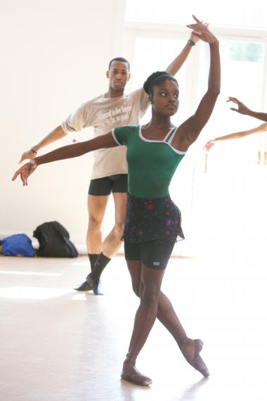 The Dance Theatre of Harlem is embarking on its first season since closing the touring company due to financial difficulty in 2004.