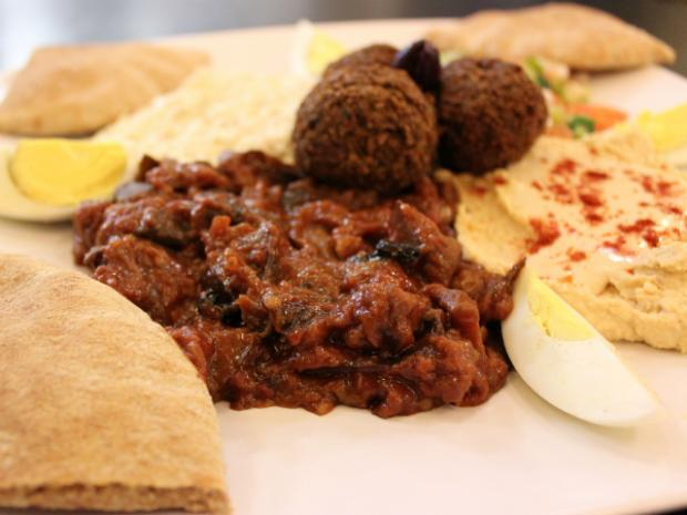 Effy's Israeli Cafe has opened in the 92Y, located at 1395 Lexington Ave.