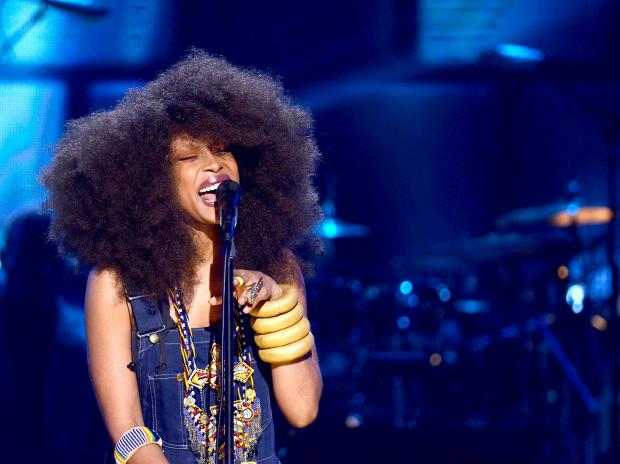 February 2013 - Erykah Badu and Mos Def are teaming with the Brooklyn Philharmonic in their 2013 season.